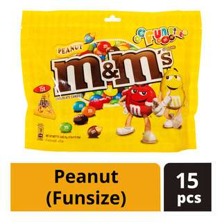 M&M's Chocolate Candies - Peanut (Funsize)