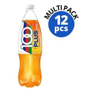 100 Plus Isotonic Bottle Drink - Orange