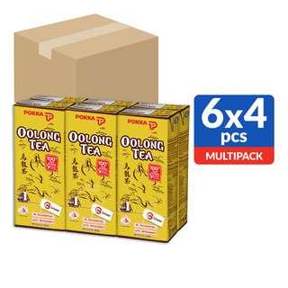 Pokka Packet Drink - Oolong Tea (No Sugar Added)