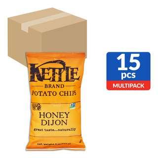 Kettle Brand Potato Chips - Honey Dijon