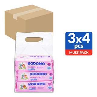 Kodomo Baby Wipes - Moisturizing