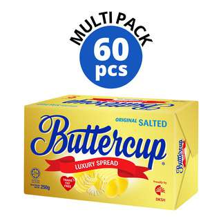 Buttercup Luxury Spread Block - Salted