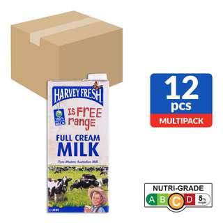 Harvey Fresh UHT Milk - Full Cream