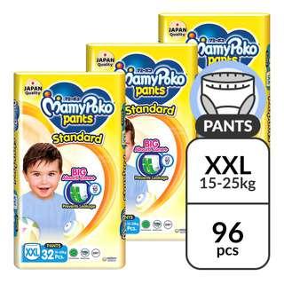MamyPoko Standard Diaper Pants-XXL(15-25kg)