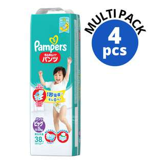 Pampers Baby Dry Pants - XL (12 - 22kg)