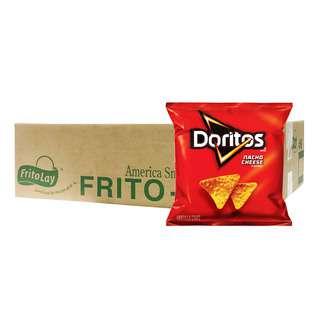 Doritos Tortilla Chips - Nacho Cheese