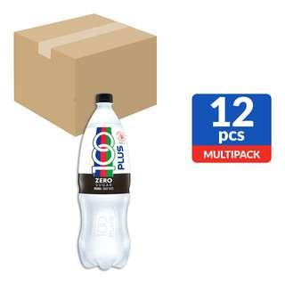 100 Plus Isotonic Bottle Drink - Zero
