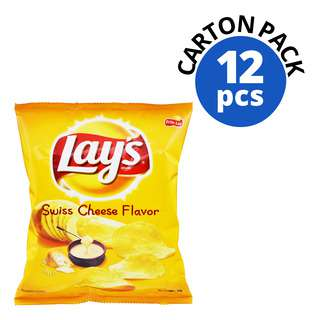 Lay's Potato Chips - Swiss Cheese