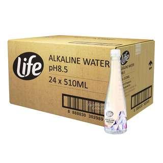 Life Alkaline Bottle Water (pH 8.5)