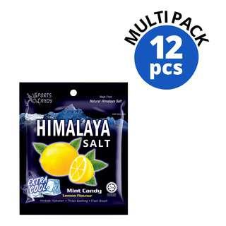Himalaya Salt Mint Candy - Lemon