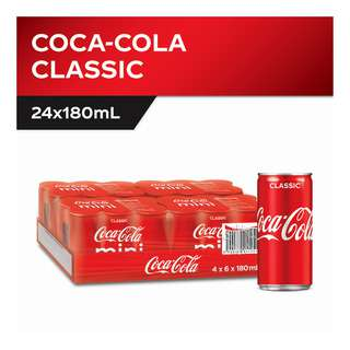 Coca-Cola Can Drink - Mini