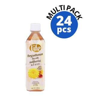 Life Bottle Drink - Chrysanthemum TeawithWolfberries