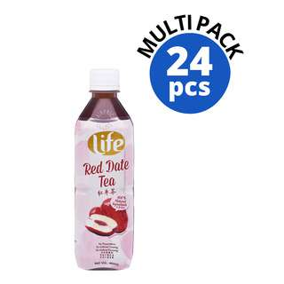Life Bottle Drink - Red Date Tea
