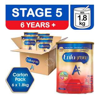 Enfagrow A+ Children Milk Powder Formula - Stage 5