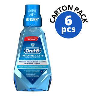 Oral-B Pro-Health Multi Protection Mouth Rinse -Mint