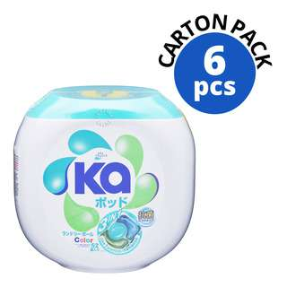 Ka 3-in-1 Laundry Capsules - Color