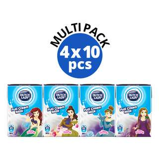 Dutch Lady Princess UHT Kid Milk - Full Cream