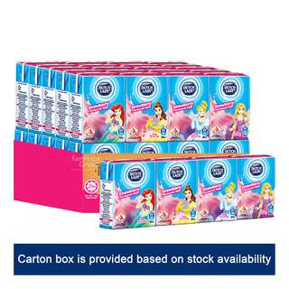 Dutch Lady Princess UHT Kid Milk - Strawberry