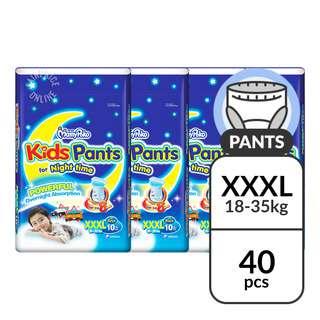 MamyPoko Kids Boy Diaper Pants - XXXL (18-35kg)