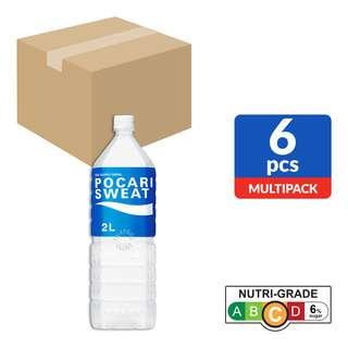 POCARI SWEAT ION SUPPLY DRINK PET (L) 6X2L