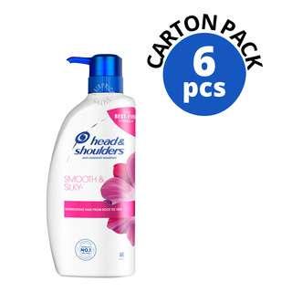 Head & Shoulders Anti-Dandruff Shampoo - Smooth&Silky