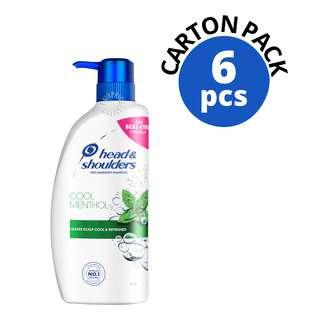 Head & Shoulders Anti-Dandruff Shampoo - Cool Menthol