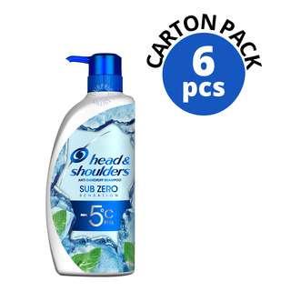 Head & Shoulders Shampoo - Sub Zero