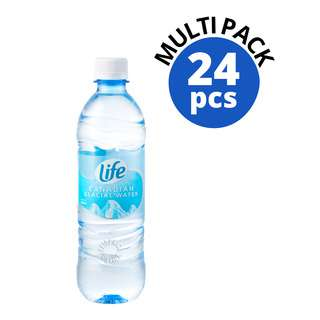 Life Canadian Glacial Mineral Bottle Water
