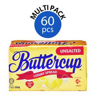 BUTTERCUP LUXURY SPREAD - UNSALTED 250G