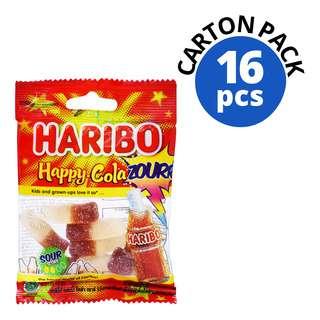 Haribo Zourr Gummy Candies - Happy-Cola