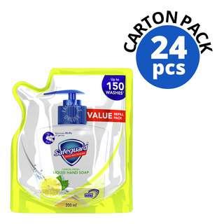Safeguard Liquid Hand Soap Refill - Lemon Fresh