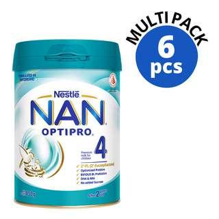 NESTLE NAN OPTIPRO 4 6X850G