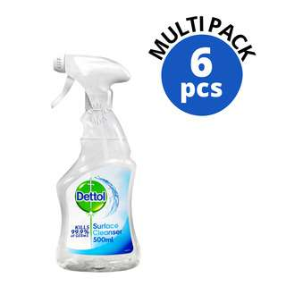 Dettol Anti-Bacterial Surface Cleanser Trigger Spray
