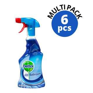 DETTOL HEALTHY CLEAN BATHROOM TRIGGER 500ML 6S