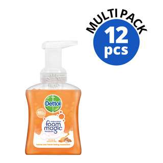 Dettol Foaming Hand Wash - Honey and Almond Milk