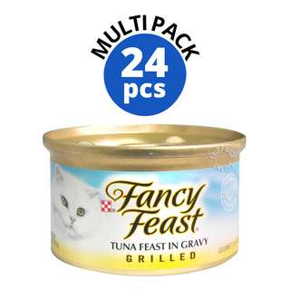 Fancy Feast Grilled in Gravy Cat Food - Tuna