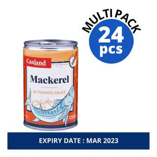 Canland Can Mackerel in Tomato Sauce