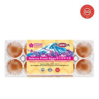 Chew's Sakura Fresh Eggs