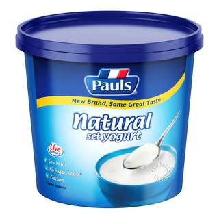 Pauls Natural Set Yogurt