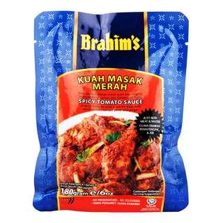 Brahim's Sauce - Spicy Tomato