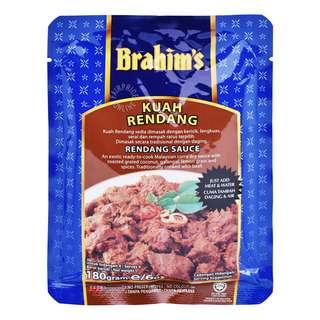 Brahim's Sauce - Rendang