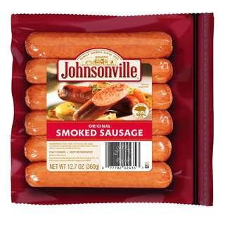 Johnsonville Brats - Smoked