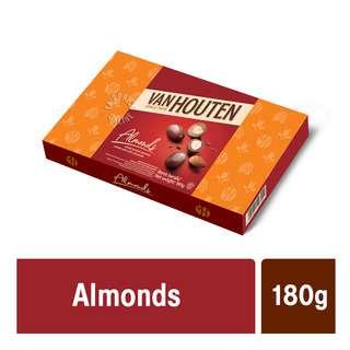 Van Houten Milk Chocolate Gift Box - Almonds