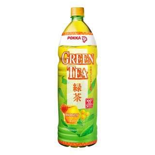 Pokka Bottle Drink - Honey Green Tea