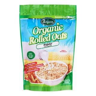 Anzen Organic Rolled Oats - Regular