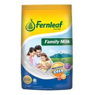 Fernleaf Milk Powder - Family