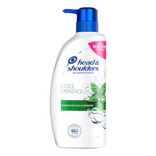 Head & Shoulders Anti-Dandruff Shampoo - Cool Menthol