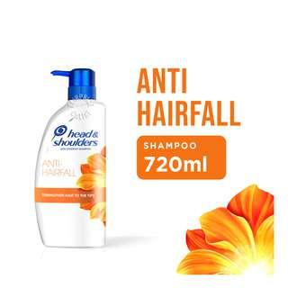 Head & Shoulders Anti-Dandruff Shampoo - Anti-Hairfall