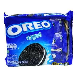 Oreo Cookie Sandwich Biscuit - Original