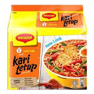 Maggi 2-Minute Instant Noodles - Kari Letup